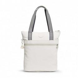 Женская сумка Kipling REALFUN/Canvas White K22060_16H