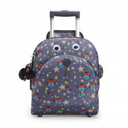 Чемодан детский Kipling BIG WHEELY/ToddlerHero K00157_26B