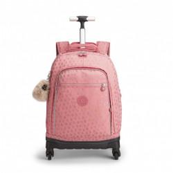 Рюкзак на колесах Kipling ECHO/Pink Gold Drop K11648_25T