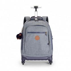 Рюкзак на колесах Kipling ECHO/Craft Navy C K11648_41T