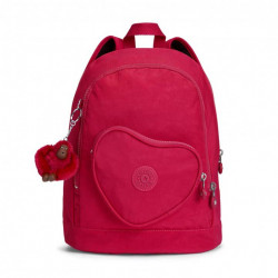 Рюкзак Kipling HEART BACKPACK/True Pink K21086_09F