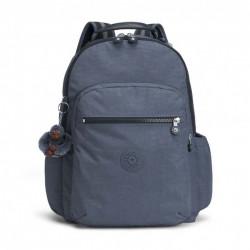 Рюкзак для ноутбука Kipling SEOUL GO/True Jeans K21316_D24