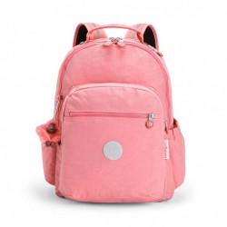 Рюкзак для ноутбука Kipling SEOUL GO/Pink Flash K02005_26T