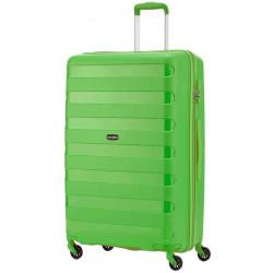 Чемодан на 4 колесах Travelite NOVA/Green Средний TL074048-80