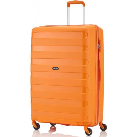 Чемодан на 4 колесах Travelite NOVA/Orange Большой TL074049-87