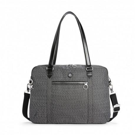 Женская сумка Kipling NEAT/Dark Woven K18019_56K