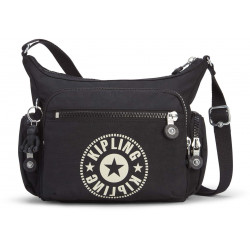 Женская сумка Kipling GABBIE S/Lively Black KI2632_51T