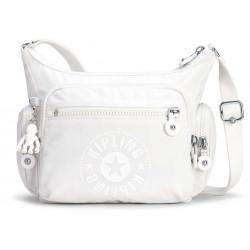 Женская сумка Kipling GABBIE S/Lively White KI2632_50Z