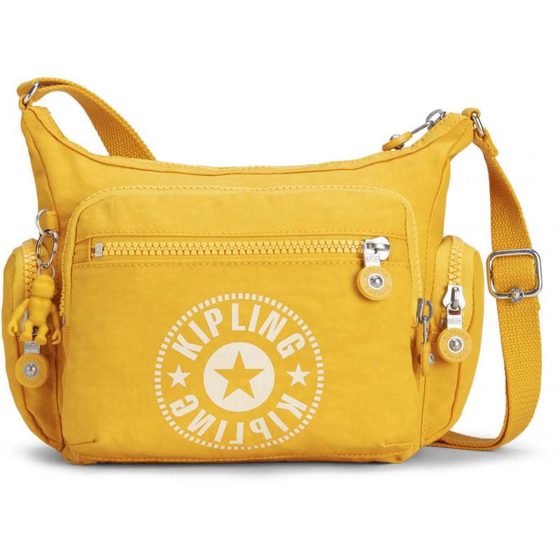 0483f6bc3cd5 Женская сумка Kipling GABBIE S/Lively Yellow KI2632_51K