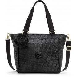 Женская сумка Kipling NEW SHOPPER S/Black Pylon Emb K16640_47K