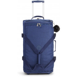 Чемодан Kipling TEAGAN M/Cotton Indigo Средний K14249_48G