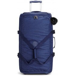 Чемодан Kipling TEAGAN L/Cotton Indigo Большой K14250_48G