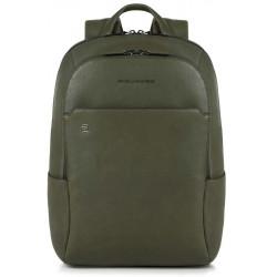 Рюкзак для ноутбука Piquadro BK SQUARE/Green CA3214B3_VE