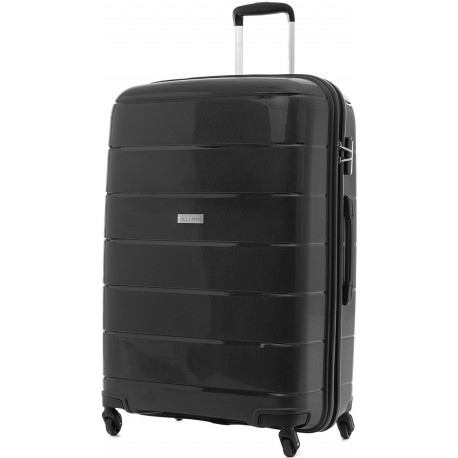 Чемодан на 4 колесах Travelite MAILAND/Black Большой TL573349-01