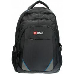 Рюкзак для ноутбука Enrico Benetti VALLADOLID/Black-Sky Blue Eb62030 914