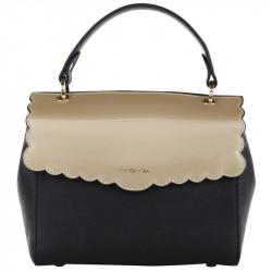 Женская сумка Cromia FLAPPY/Nero-Oro Cm1403690_NEO