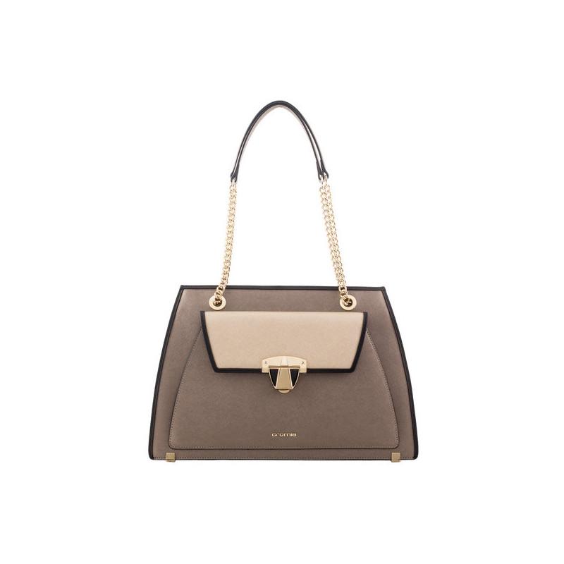 f5845ef06c50 Женская сумка Cromia ABBY/Acciaio Cm1403946_ACC