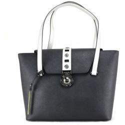 Женская сумка Cromia GLORIA/Nero-Silver Cm1403916_NSI