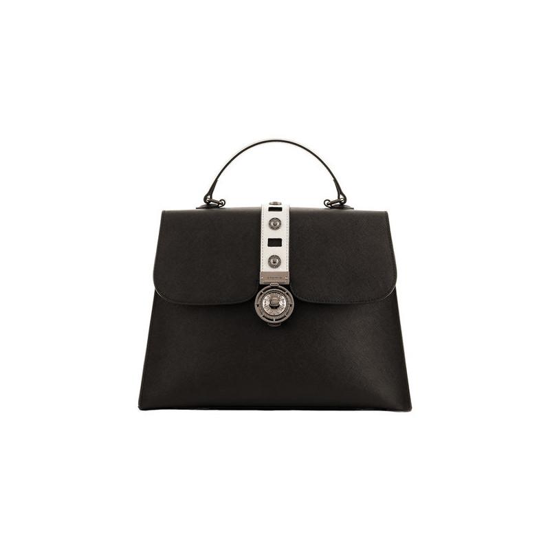 42420261c403 Женская сумка Cromia GLORIA/Nero-Silver Cm1403917_NSI