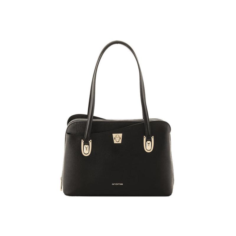 62c7123f125e Женская сумка Cromia MINA/Nero Cm1403863G_NE