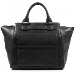 Женская сумка Piquadro CUBE/Black BD4475W88_N