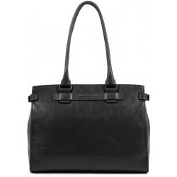 Женская сумка Piquadro CUBE/Black BD4477W88_N