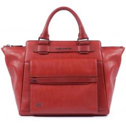 Женская сумка Piquadro CUBE/Red BD4475W88_R