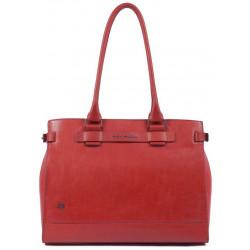 Женская сумка Piquadro CUBE/Red BD4477W88_R