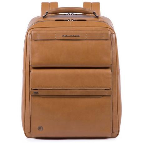 Рюкзак для ноутбука Piquadro CUBE/Tobacco CA4464W88_CU