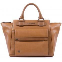 Женская сумка Piquadro CUBE/Tobacco BD4475W88_CU