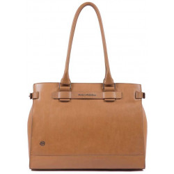 Женская сумка Piquadro CUBE/Tobacco BD4477W88_CU