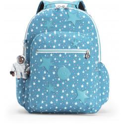 Рюкзак для ноутбука Kipling SEOUL GO/Fun Star Girl K02005_83F