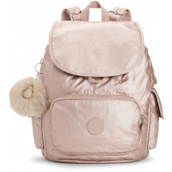 Рюкзак Kipling CITY PACK S/Metallic Blush K15641_49B