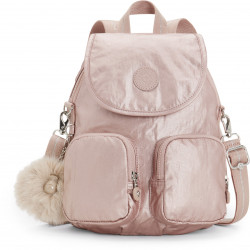 Рюкзак Kipling FIREFLY UP/Metallic Blush K23512_49B