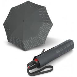 Зонт Knirps T.200 Solid Asphalt Reflective Kn95 3200 8276