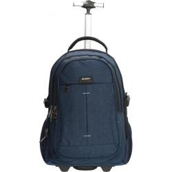 Рюкзак на колесах Enrico Benetti SYDNEY/Navy Eb47169 002