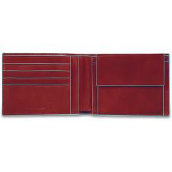 Портмоне Piquadro BL SQUARE/Red PU257B2R_R
