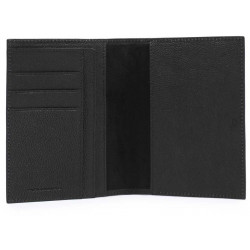 Обложка для паспорта Piquadro BK SQUARE/Black PP1660B3_N