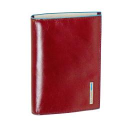 Обложка для паспорта Piquadro BL SQUARE/Red (13,5x9,5)