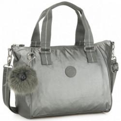 Женская сумка Kipling AMIEL/Metallic Stony K16616_19U