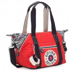 Женская сумка Kipling ART MINI/Active Red Bl  K01327_17M