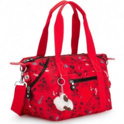 Женская сумка Kipling ART MINI/Sketch Red  KI0027_6CC