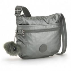 Женская сумка Kipling ARTO/Metallic Stony K10878_19U