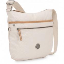 Женская сумка Kipling ARTO/Triangle White K18799_45A