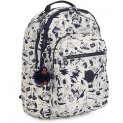 Рюкзак для ноутбука Kipling CLAS SEOUL/Colab Print  K12622_17E