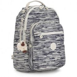 Рюкзак для ноутбука Kipling CLAS SEOUL/Scribble Lines  K12622_18P