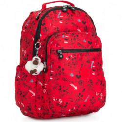 Рюкзак для ноутбука Kipling SEOUL GO/Sketch Red KI0020_6CC