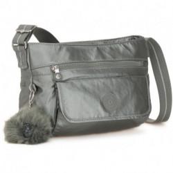 Женская сумка Kipling SYRO/Metallic Stony  K12482_19U
