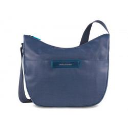 Женская сумка PIQUADRO синий AKI/N.Blue BD3290AK_BLU2