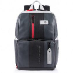 Рюкзак для ноутбука Piquadro BAGMOTIC/Grey-Black CA3214UB00BM_GRN